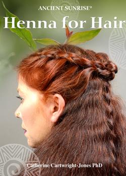 Ancient Sunrise Henna For Hair